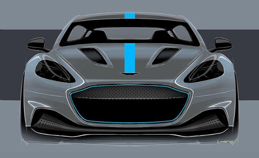 Aston Martin RapidE concept - Slide 2