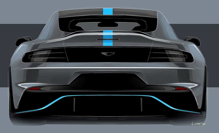 Aston Martin RapidE concept - Slide 3