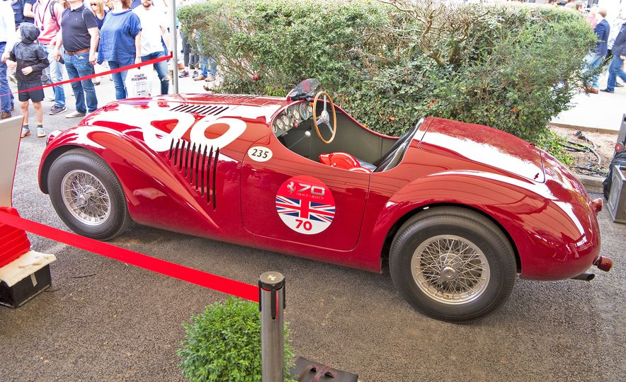 The 10 Best Things We Saw at the 2017 Goodwood Festival of Speed - Slide 9