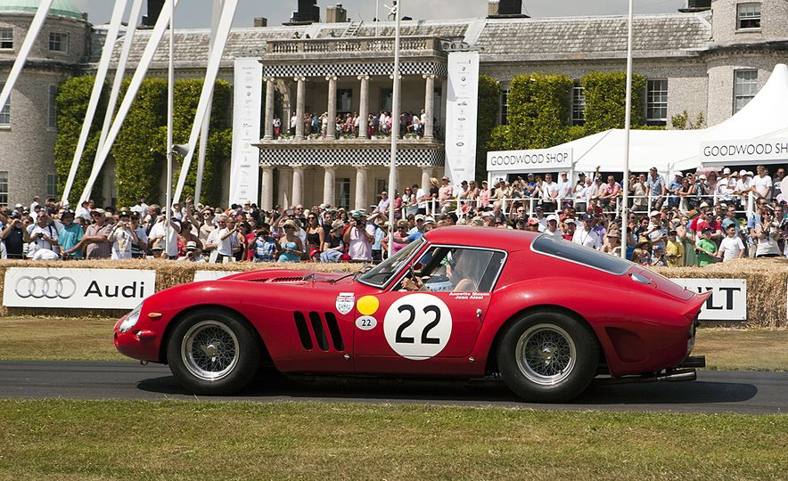 Wyld Stallyns: The 12 Greatest Ferraris of All Time - Slide 25