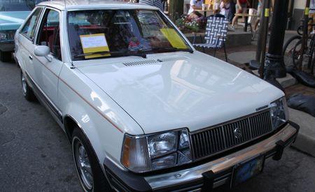 The Missing Lynx: 1983 Mercury Econocar Wins <em>C/D'</em>s Major Award in Ann Arbor