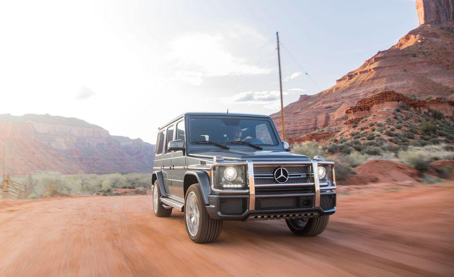 Mercedes-Benz 230 G - Slide 32