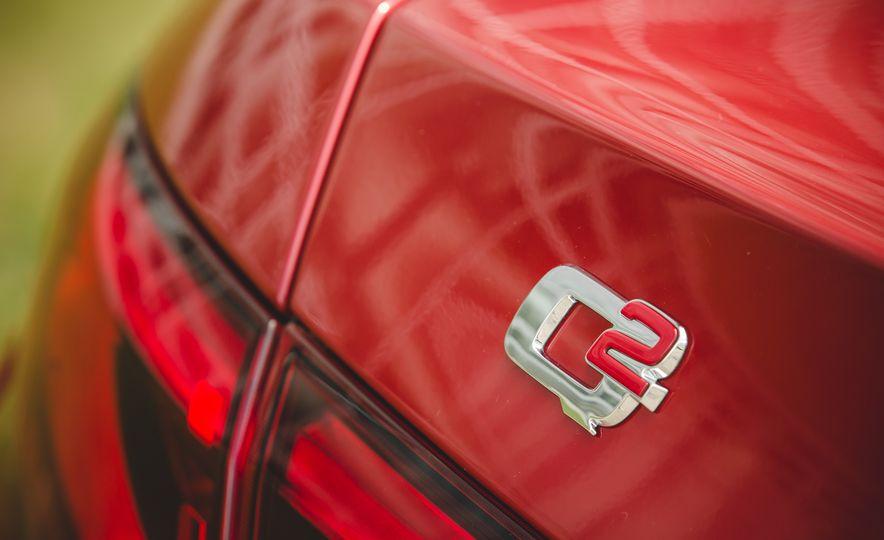 2017 Alfa Romeo Giulia - Slide 25