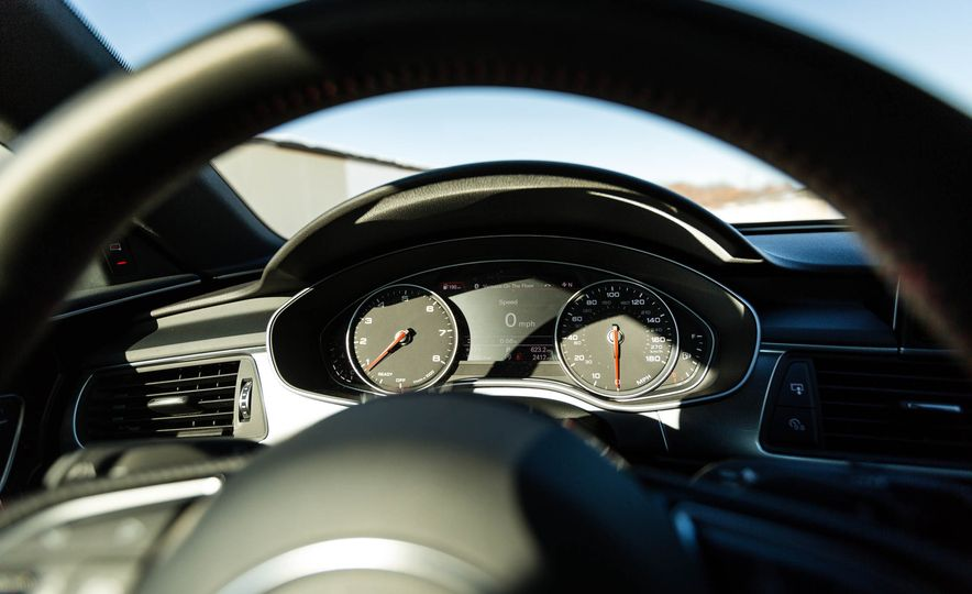 2017 Audi A7 - Slide 36