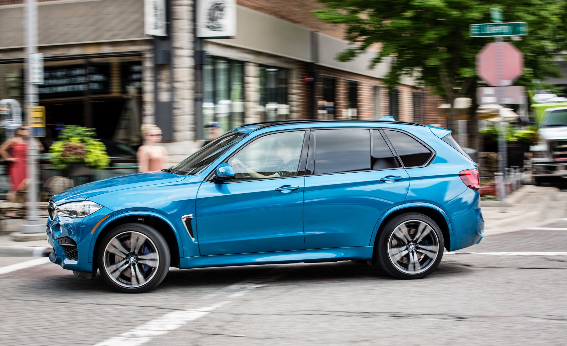 2019 Bmw X5 M Reviews Price Photos And Specs Car Driver