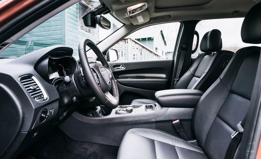 2017 Mazda CX-9 Signature AWD, 2017 GMC Acadia Denali AWD, 2018 Volkswagen Atlas SEL Premium 4MOTION, 2017 Dodge Durango GT AWD, and 2017 Honda Pilot Elite AWD - Slide 23