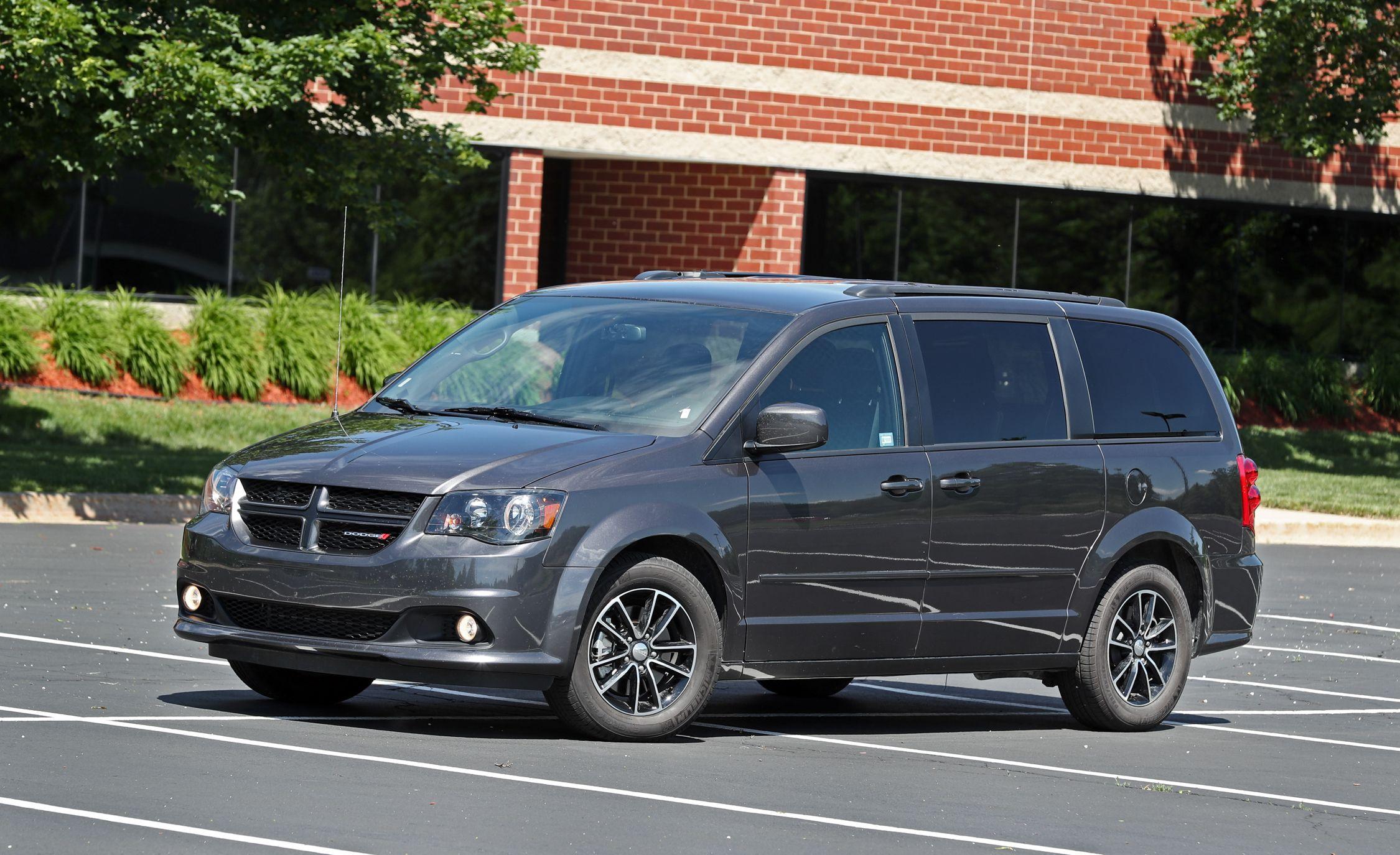 2019 Dodge Grand Caravan Reviews Price Photos Chrysler 3 8 Engine Coolant System Diagram And Specs Car Driver