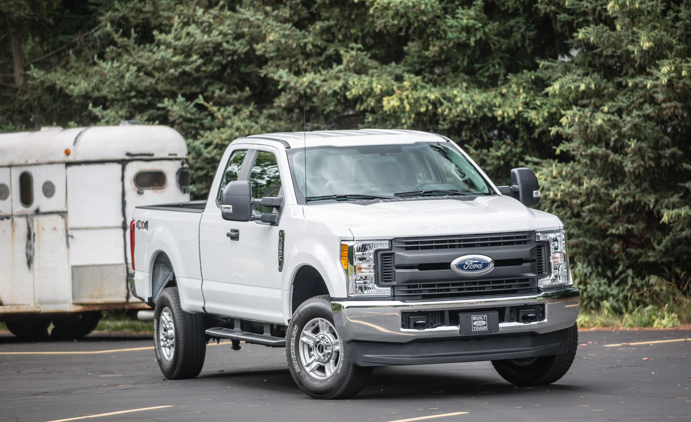 2020 Ford Super Duty Reviews Price Photos And Specs Car Driver