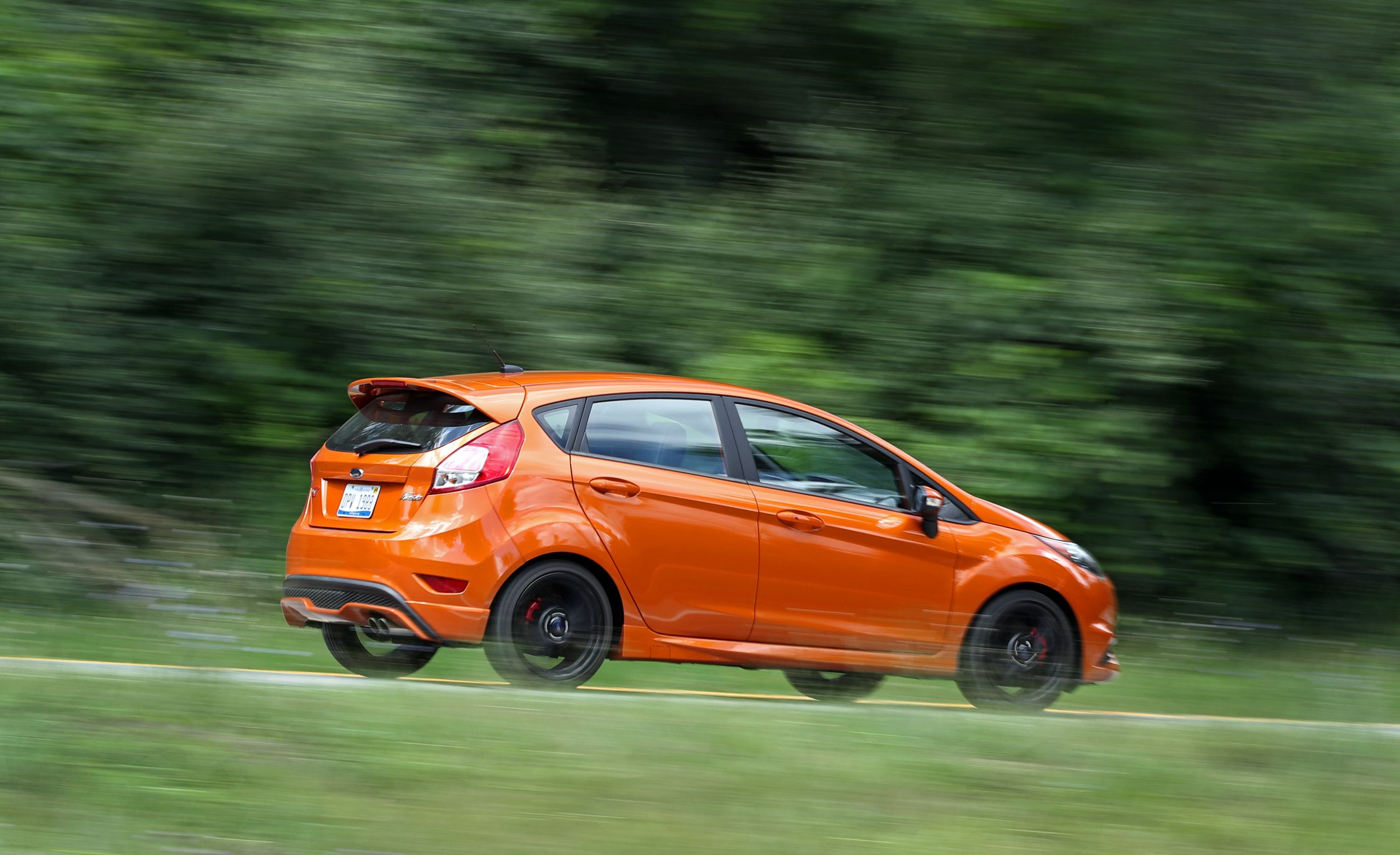 9ebd08096e 2019 Ford Fiesta ST Reviews