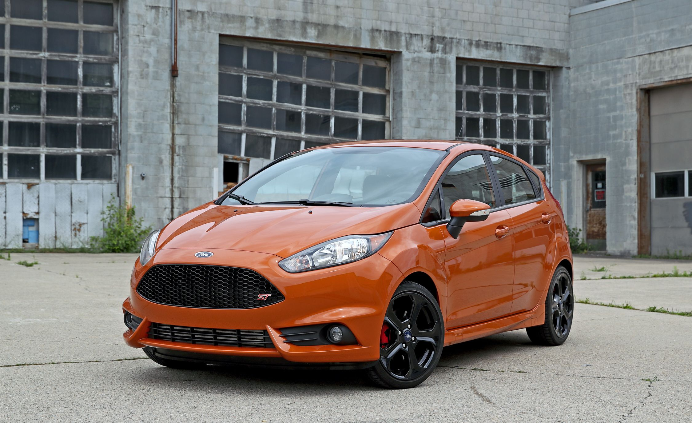 2019 Ford Fiesta St Reviews Price Photos And Specs Car Driver