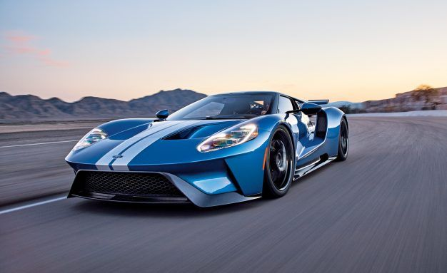 Ford Gt Heritage Edition Celebrates  Le Mans Victory News Car And Driver