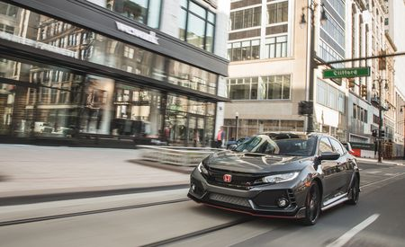2017 Honda Civic Type R – Instrumented Test Review