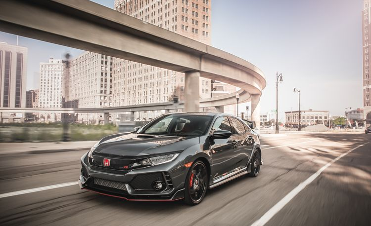 Against the Wind: All the 2017 Honda Civic Type R's Aero Bits Explained