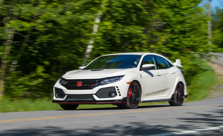 2017 Honda Civic Type R - Slide 14