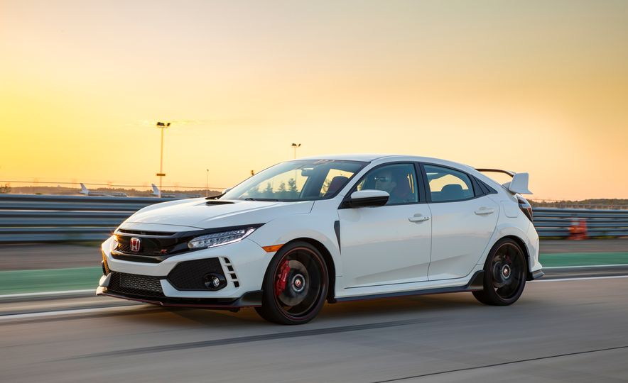 2017 Honda Civic Type R - Slide 18