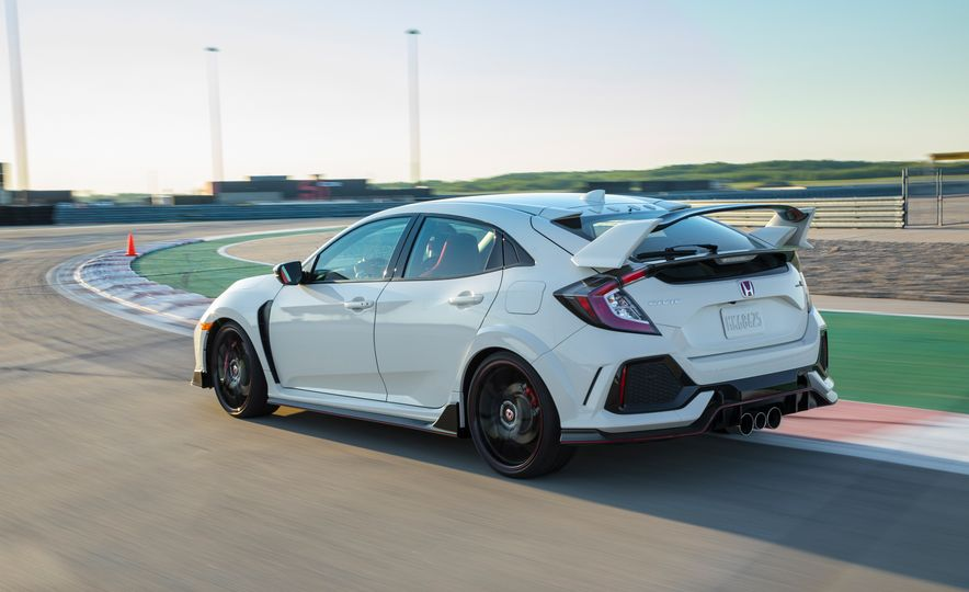 2017 Honda Civic Type R - Slide 19