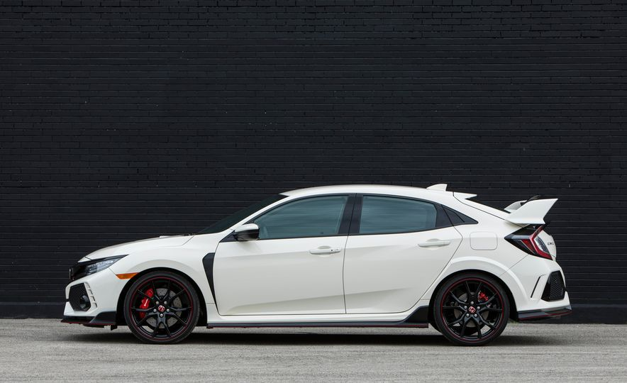 2017 Honda Civic Type R - Slide 21