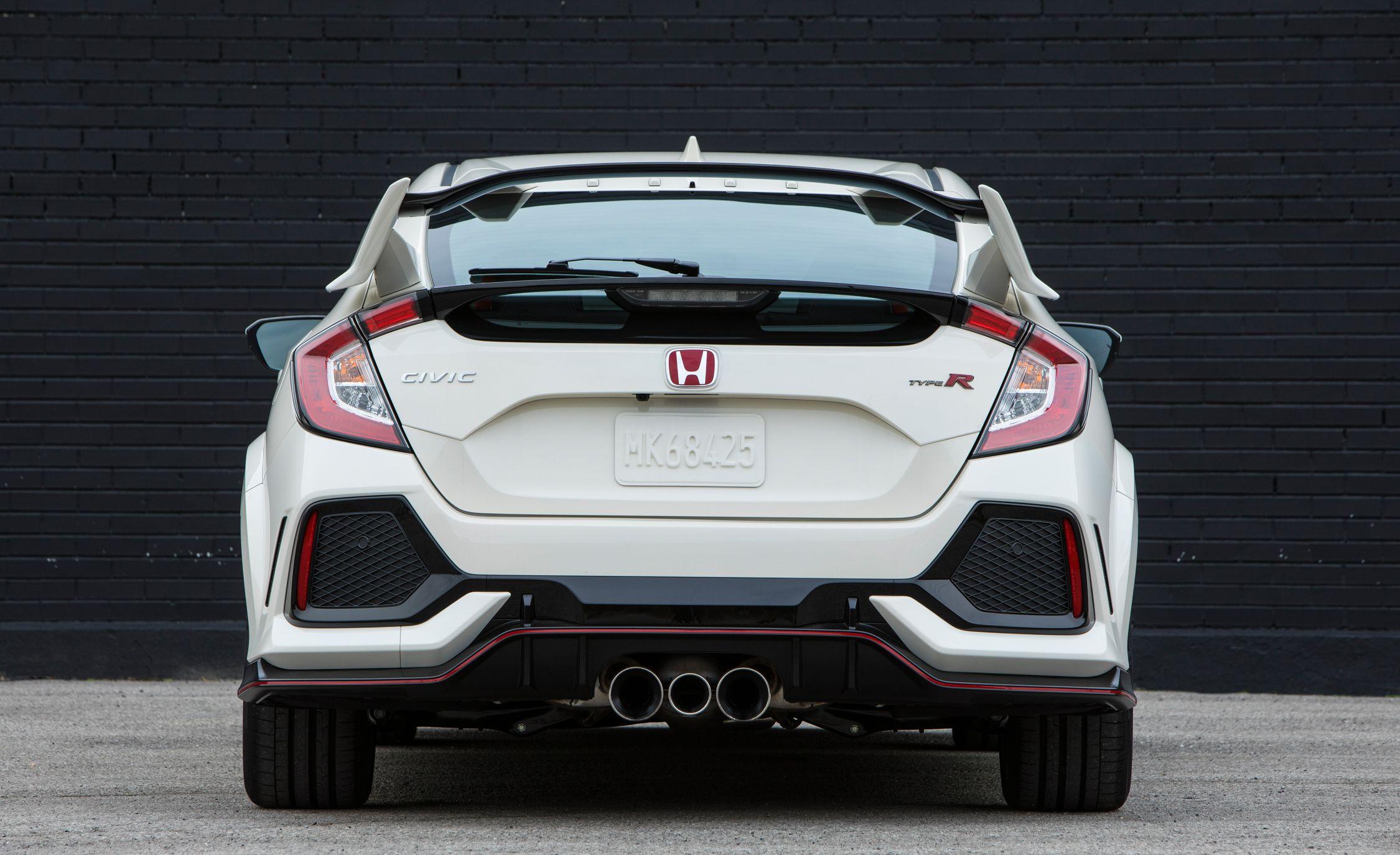 Honda Civic Type R Reviews Price Photos And Specs Car Driver