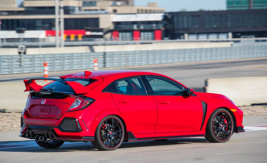 2017 Honda Civic Type R - Slide 6
