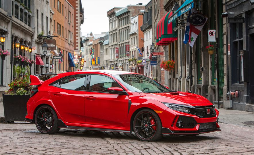 2017 Honda Civic Type R - Slide 9