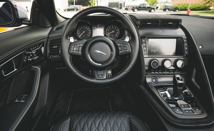 2017 Jaguar F-Type SVR - Slide 36