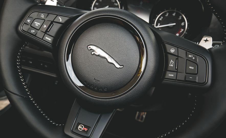 2017 Jaguar F-Type SVR - Slide 39