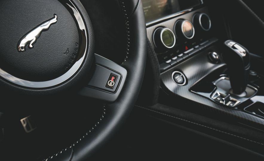 2017 Jaguar F-Type SVR - Slide 40