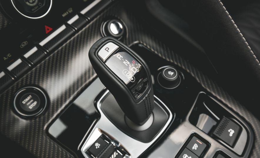 2017 Jaguar F-Type SVR - Slide 46
