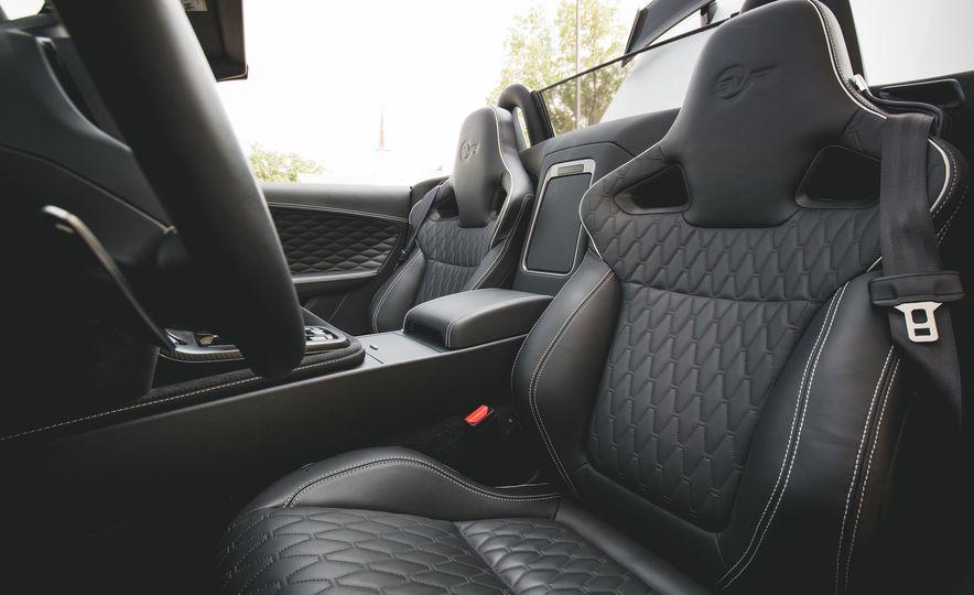 2017 Jaguar F-Type SVR - Slide 50