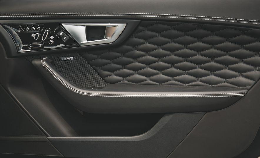 2017 Jaguar F-Type SVR - Slide 51