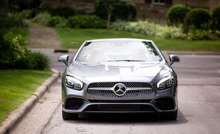 2017 Mercedes-Benz SL450 - Slide 9