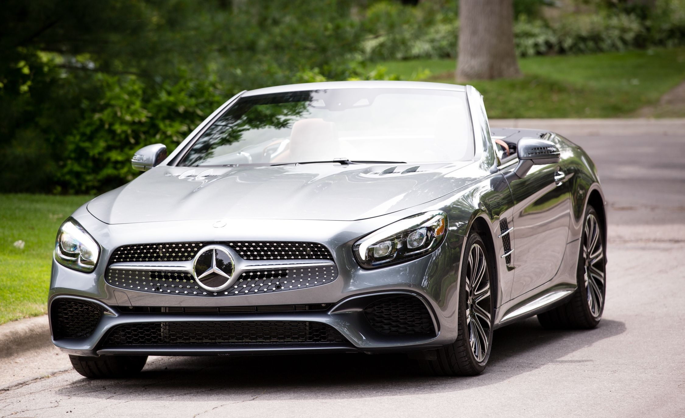 2021 Mercedes Benz Sl Cl Reviews Price Photos And Specs Car Driver