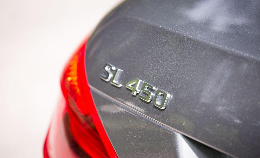 2017 Mercedes-Benz SL450 - Slide 20