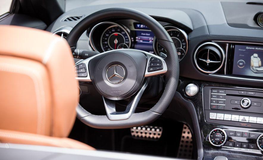 2017 Mercedes-Benz SL450 - Slide 23