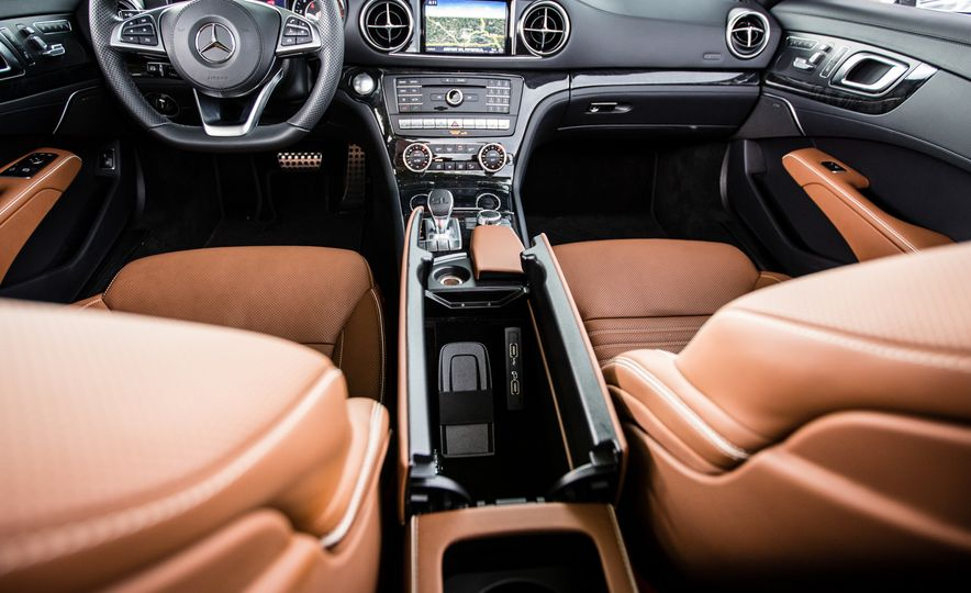 2017 Mercedes-Benz SL450 - Slide 34