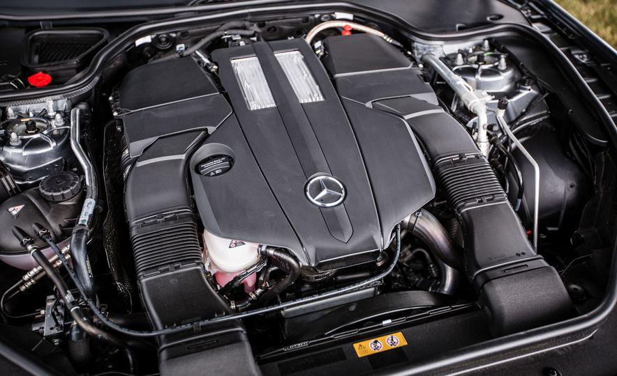 2017 Mercedes-Benz SL450 - Slide 53