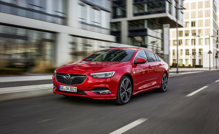 2017 Opel Insignia Grand Sport 2.0T AWD – First Drive Review