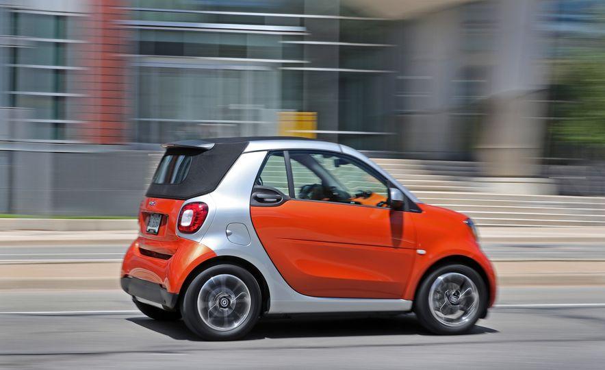 2017 Smart Fortwo cabriolet - Slide 8