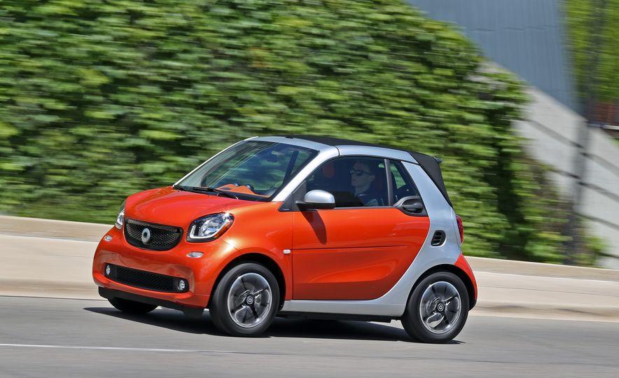 2017 Smart Fortwo cabriolet - Slide 11