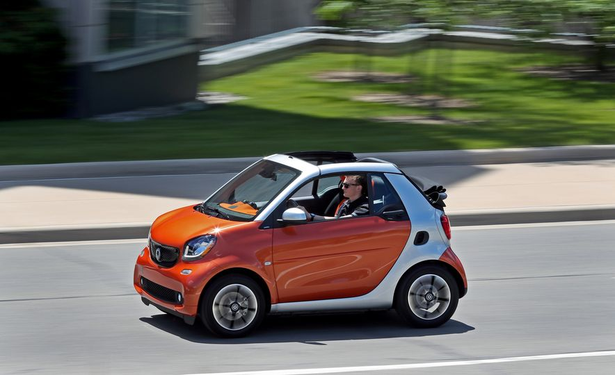 2017 Smart Fortwo cabriolet - Slide 14