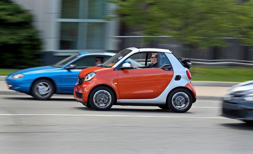 2017 Smart Fortwo cabriolet - Slide 15