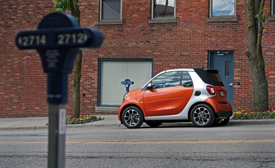 2017 Smart Fortwo cabriolet - Slide 19