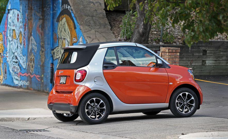 2017 Smart Fortwo cabriolet - Slide 24