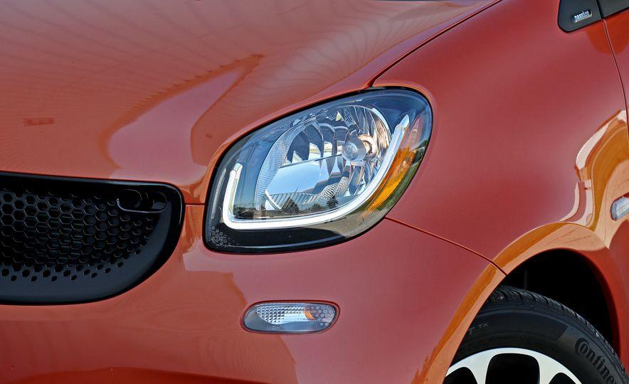 2017 Smart Fortwo cabriolet - Slide 33