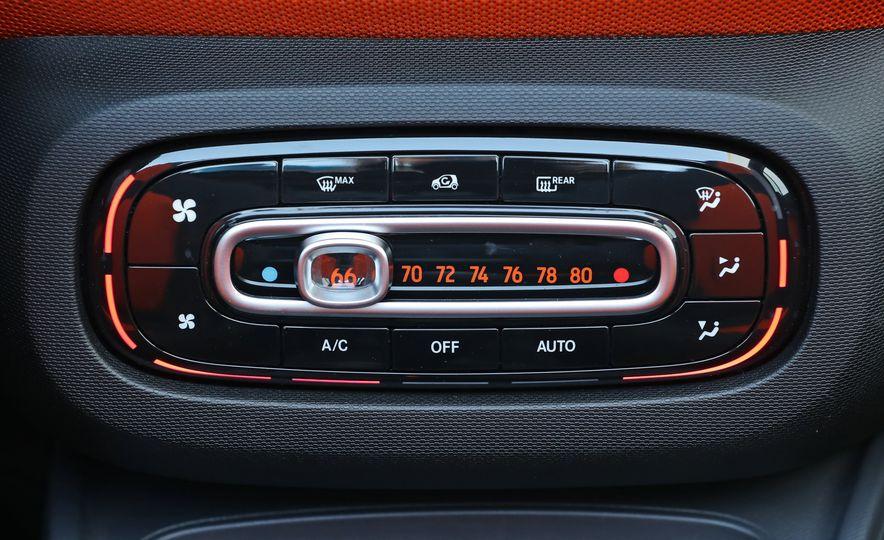2017 Smart Fortwo cabriolet - Slide 55