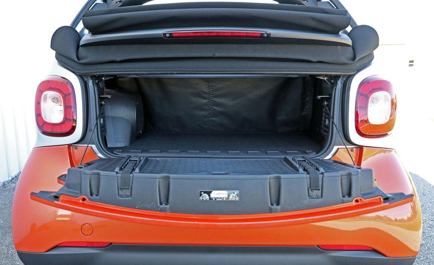 2017 Smart Fortwo cabriolet - Slide 72