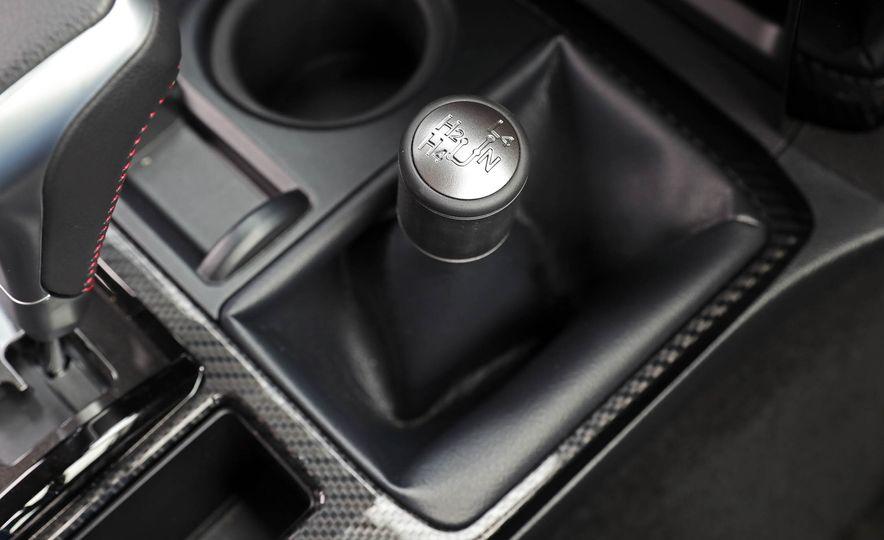 2017 Toyota 4Runner - Slide 62
