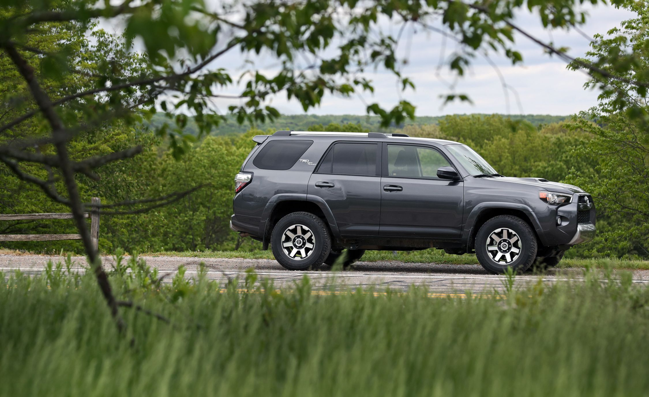 2019 Toyota 4runner Reviews Price Photos And Specs Car Driver