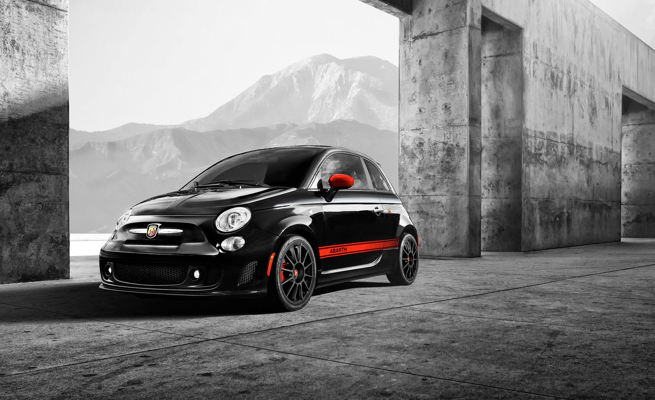 2018 Fiat 500 500c Abarth Reviews Price Photos And Specs Car Driver