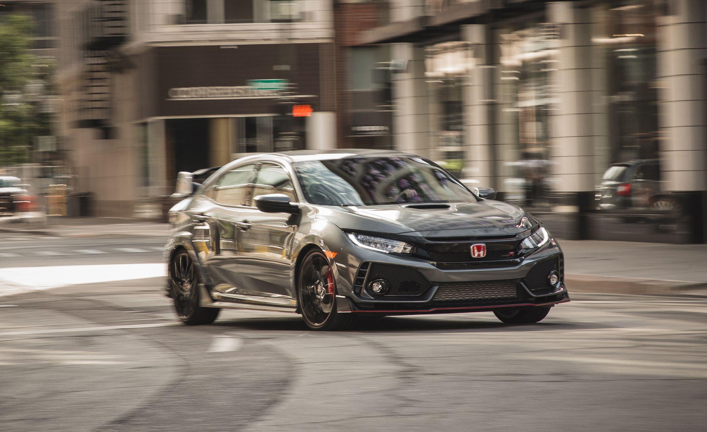 Honda Civic Type R Reviews Price Photos And Specs Car Driver